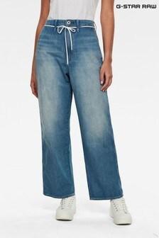 G-Star Blue Lintell High Dad Jeans