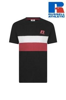 Russell Athletics Multi Stripe T-Shirt