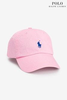 Gorra con logotipo de Polo Ralph Lauren