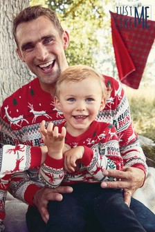 Pull de Noël pour homme