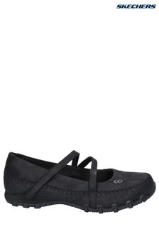 Skechers® Black Bikers Free Thinker Shoes