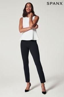 מכנסי טייצים בגזרת סקיני של SPANX® דגם The Perfect Black Pant