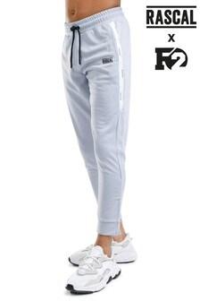 Pantalones de chándal con detalle de cinta FlectiondeRascal F2