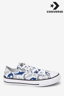 Zapatillas de deporte de niño Shark Ox de Converse