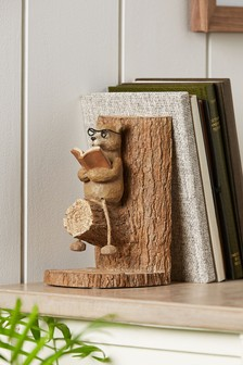 Bertie Bear Bookend