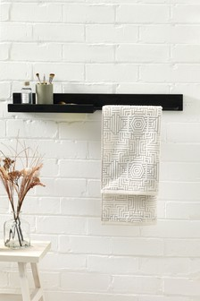 Towel Rail Shelf