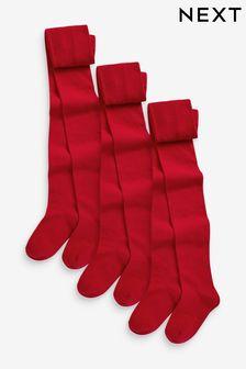 3雙裝學生襪褲