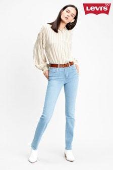 Levi's® 724™ Jeans mit hohem Bund im Straight-Fit
