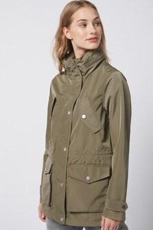 Deštiodolný kabát