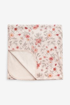 Cosy Fleece Blanket (Newborn)