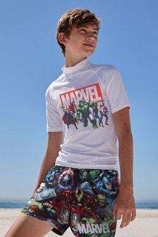 Marvel® Bedruckte Badeshorts (3-12yrs)
