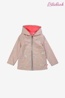 Billieblush Pink Weather Coat