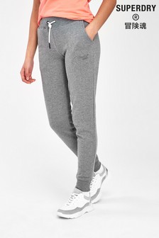 Superdry Charcoal Elite Joggers
