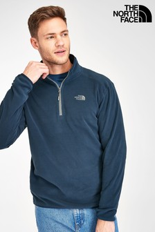 The North Face® Glacier Fleece-Oberteil mit 1/4-Reißverschluss
