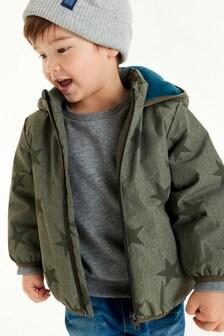 Водоотталкивающая теплая куртка (3 мес.-7 лет)