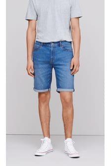 Pantalones cortos de denim