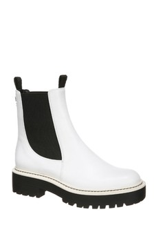 Sam Edelman Laguna Black Chunky Sole Chelsea Boots