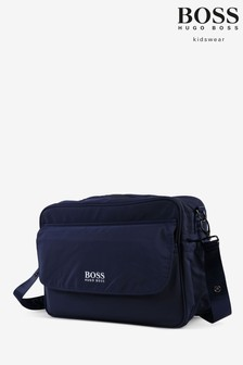BOSS Black Baby Bag