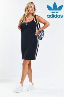 فستان بدون أكمام مقاس كبير منadidas Originals
