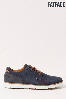 FatFace Canvas Mix Trainers