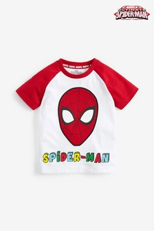 Spider-Man™ Raglan T-Shirt (3mths-8yrs)