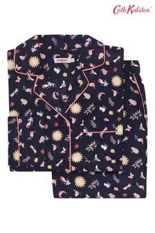 Set pijama cu mânecă lungă și model mic Cath Kidston® Magical