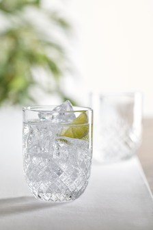 Averie Set of 2 Tumbler Glasses