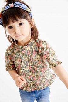 Хлопковая блузка «Прерии» (3 мес.-7 лет)