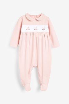 Элегантная пижама с зайчиками (0 мес. - 2 лет)