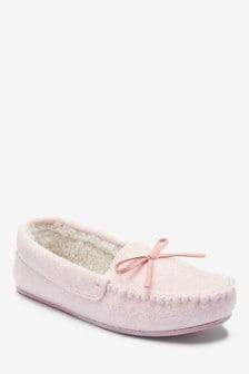 حذاء سهل الإرتداء موديل Moccasin