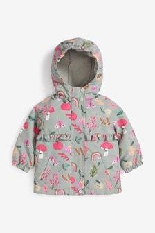 Непромокаемая куртка с принтом персонажей (3 мес.-7 лет)