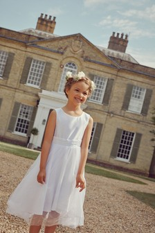 Bridesmaid Dress (3mths-16yrs)