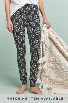 Leggings aus Baumwollgemisch