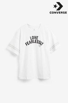 Camiseta de mujer Love The Progress 2.0 de Converse