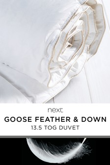 Goose Feather & Down Duvet (792858)   $115 - $166