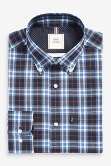 Oxfordská nekrčivá košeľa na gombíky