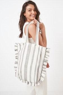 Bavlnená taška cez plece s potlačou