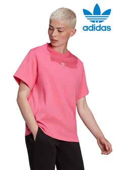 adidas Originals Essential Boyfriend Fit T-Shirt