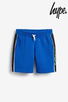 Pantalones cortos deportivos con diseño colour block estilo retro de Hype.