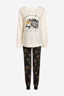 Пижама для беременных из коллекции для всей семьи