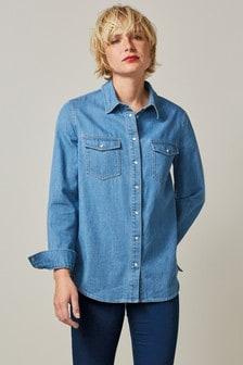 חולצת ג'ינס אותנטית 1982