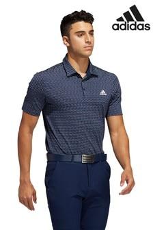 adidas Golf Ultimate 365 Space Dye Polo