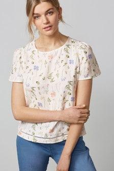 リネン Tシャツ