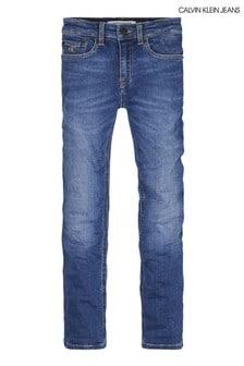 Calvin Klein Jeans Blue Slim Infinite Jeans