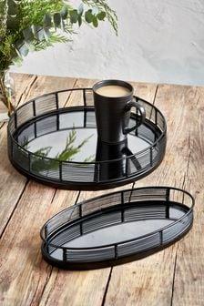 Wire Mirror Tray