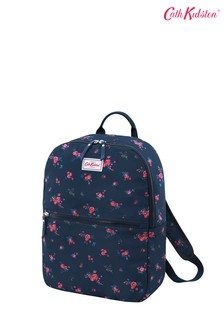 Cath Kidston® Grey Millfield Rose Ditsy Foldaway Backpack
