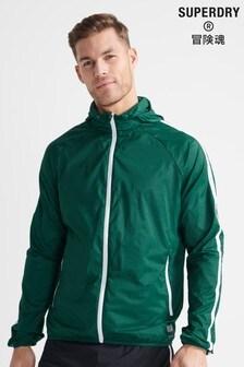 Superdry Sport Run Track Wind Shell Jacket