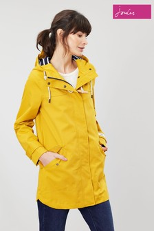 Joules Gold Coast Mid Waterproof Jacket