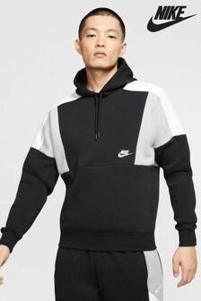 Nike Sportswear Kapuzensweatshirt mit Farbblock-Design