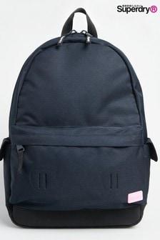Superdry Regenbogen Tasche, Marineblau
